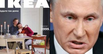 catalogo ikea coppia gay